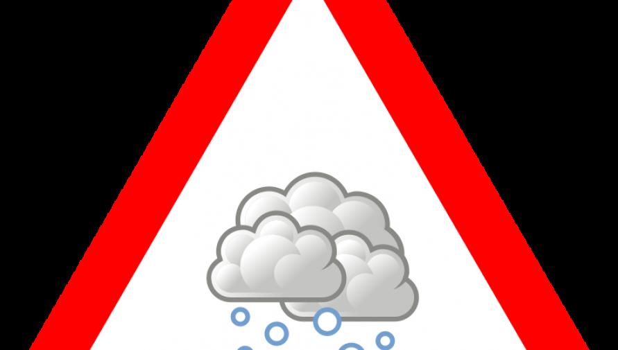 2019-01-27 IMGW ostrzega o możliwości wystąpienia opadów marznących