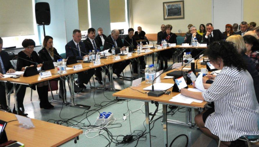 2019.06.26 VIII sesja Rady Powiatu w Kołobrzegu