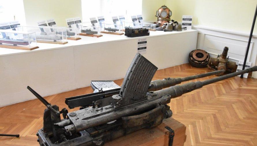 """ORP """"WILK"""", ORP """"ORZEŁ"""" i U-BOOTY już dostępne w Muzeum"""