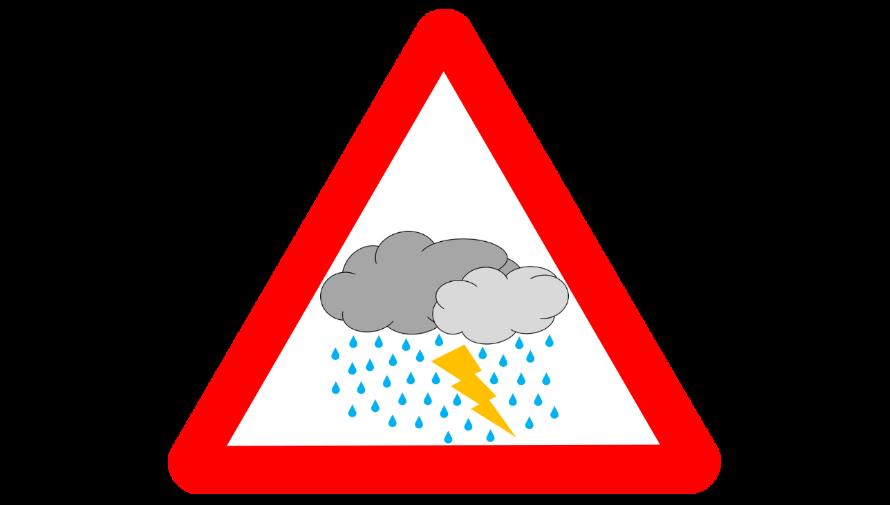2020-08-18 IMGW ostrzega przed burzami