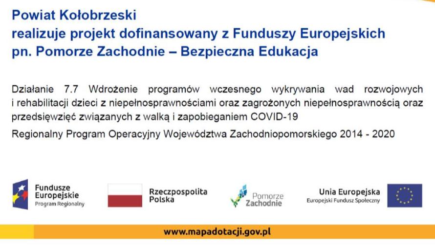 Powiat Kołobrzeski jest beneficjentem grantu