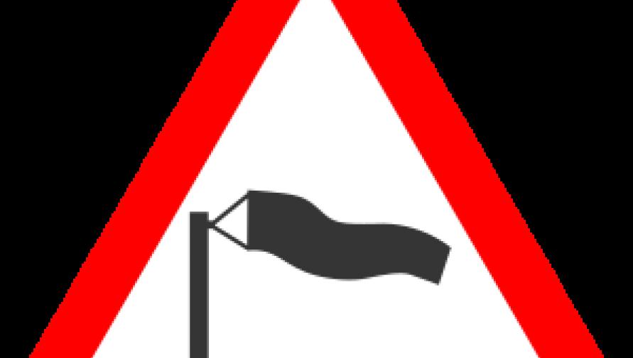 ikona wiatru - grafika openclipart.org - Kliknięcie w obrazek spowoduje wyświetlenie jego powiększenia