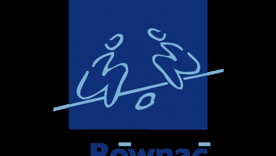 logotyp programu Równać Szanse - Kliknięcie w obrazek spowoduje wyświetlenie jego powiększenia